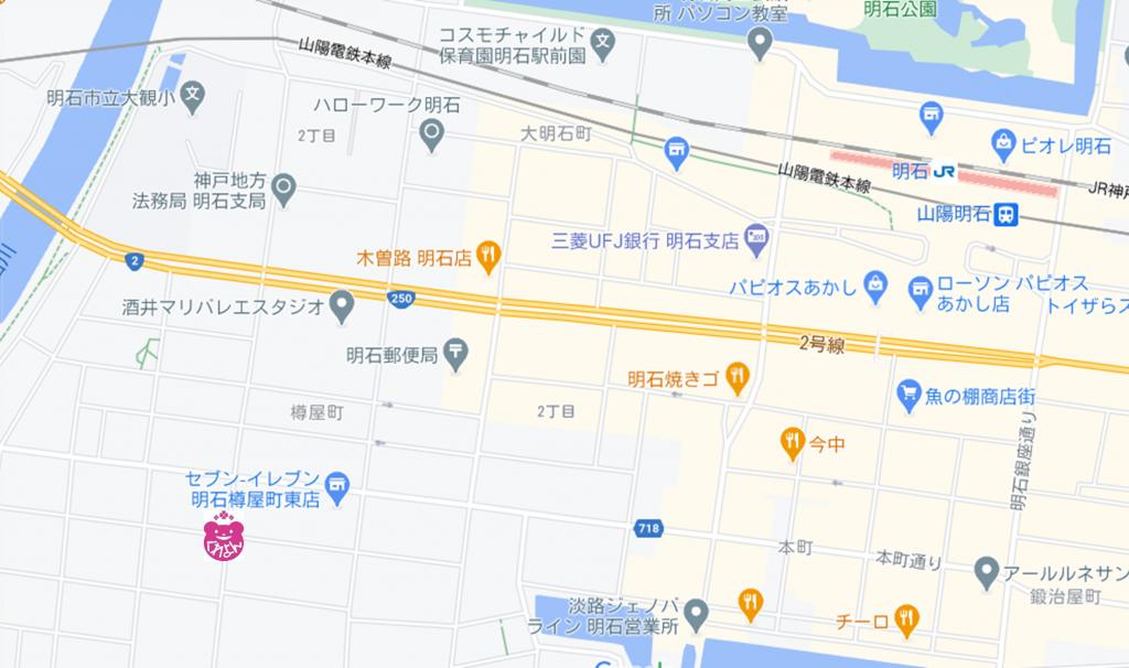 LINO地図